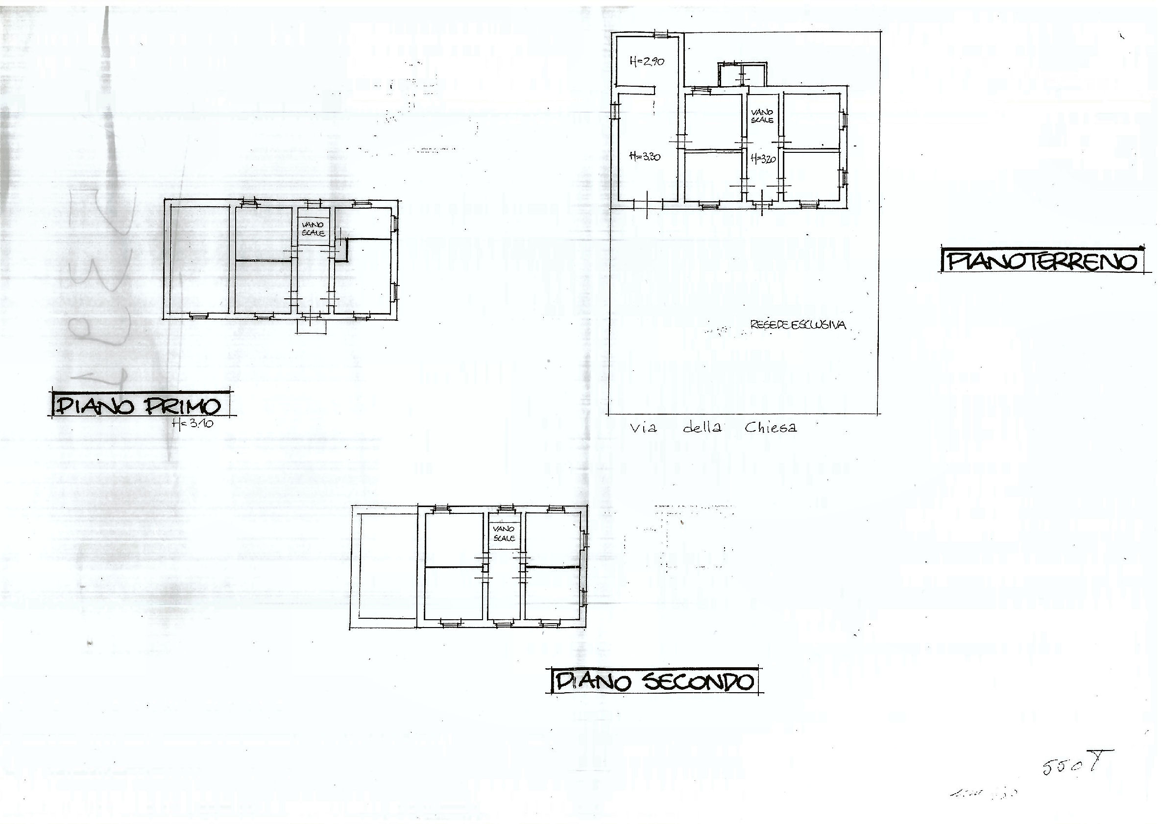 Planimetria 1/1 per rif. IA5391