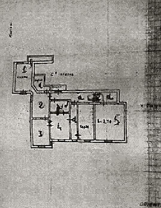 Planimetria 1/1 per rif. IA5421