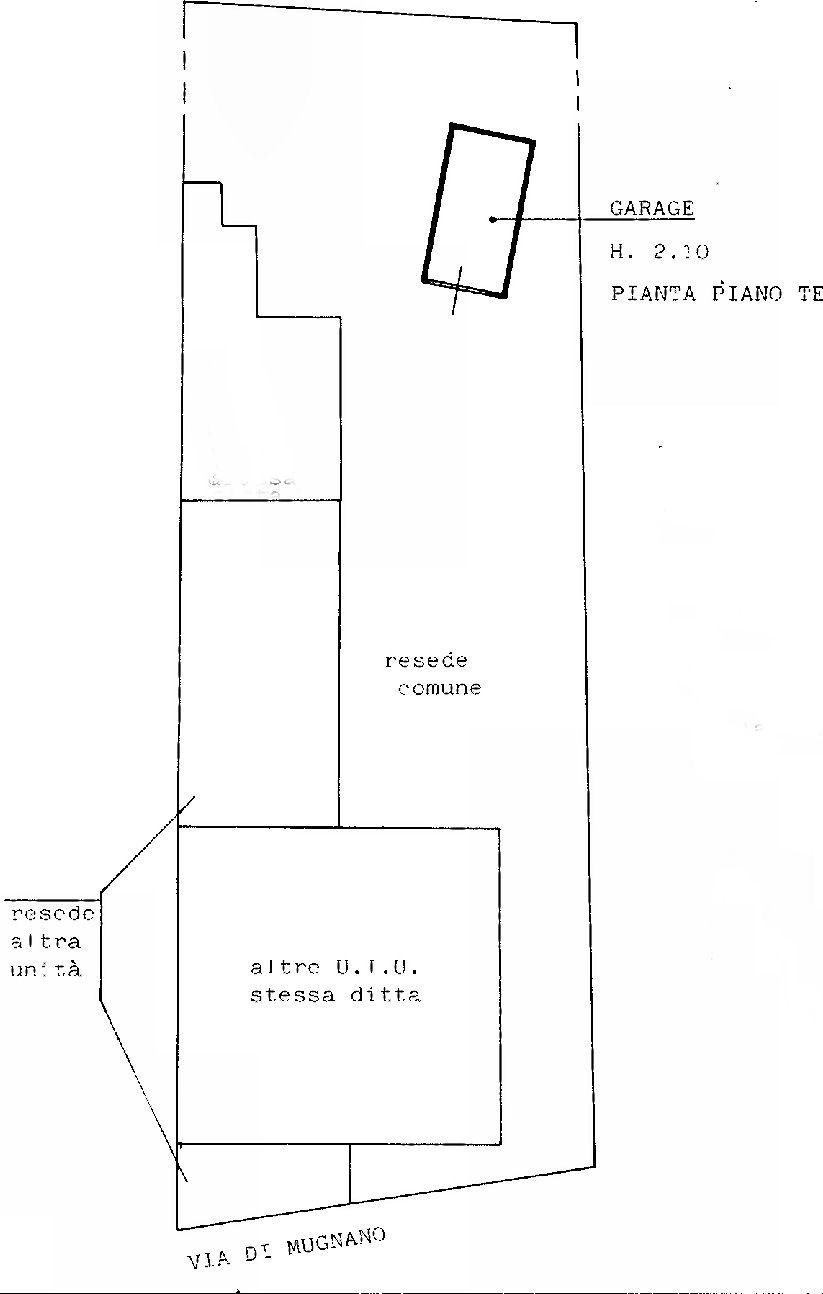 Planimetria 3/3 per rif. IA5425