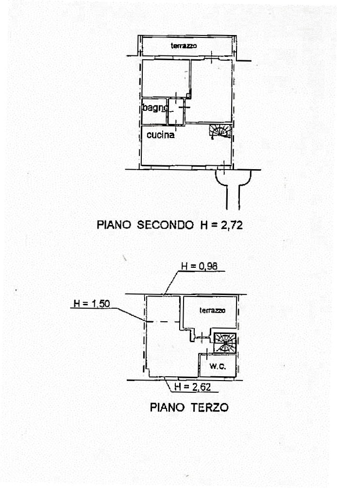 Planimetria 1/1 per rif. IA5437