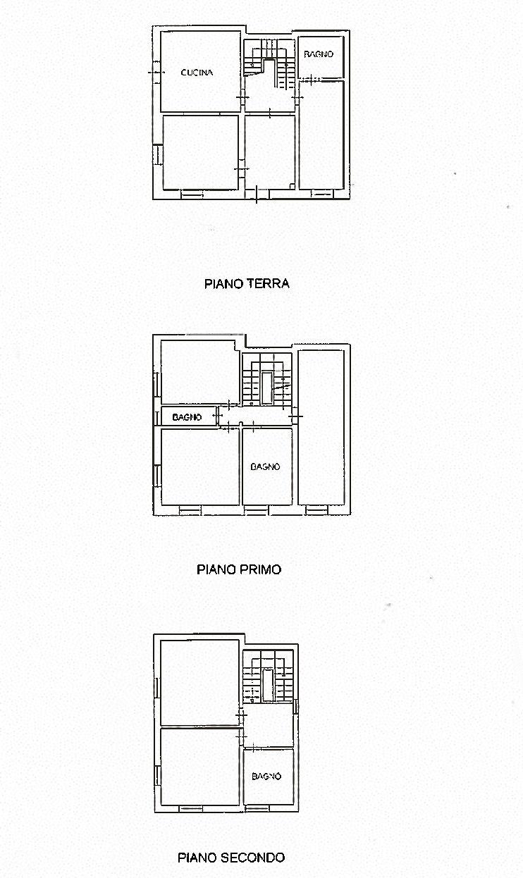 Planimetria 1/1 per rif. IA5443