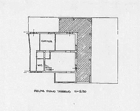 Planimetria 1/2 per rif. IA5446