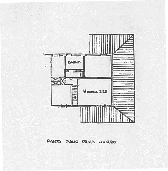 Planimetria 2/2 per rif. IA5446