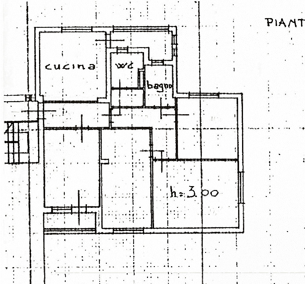 Planimetria 1/1 per rif. AF5450