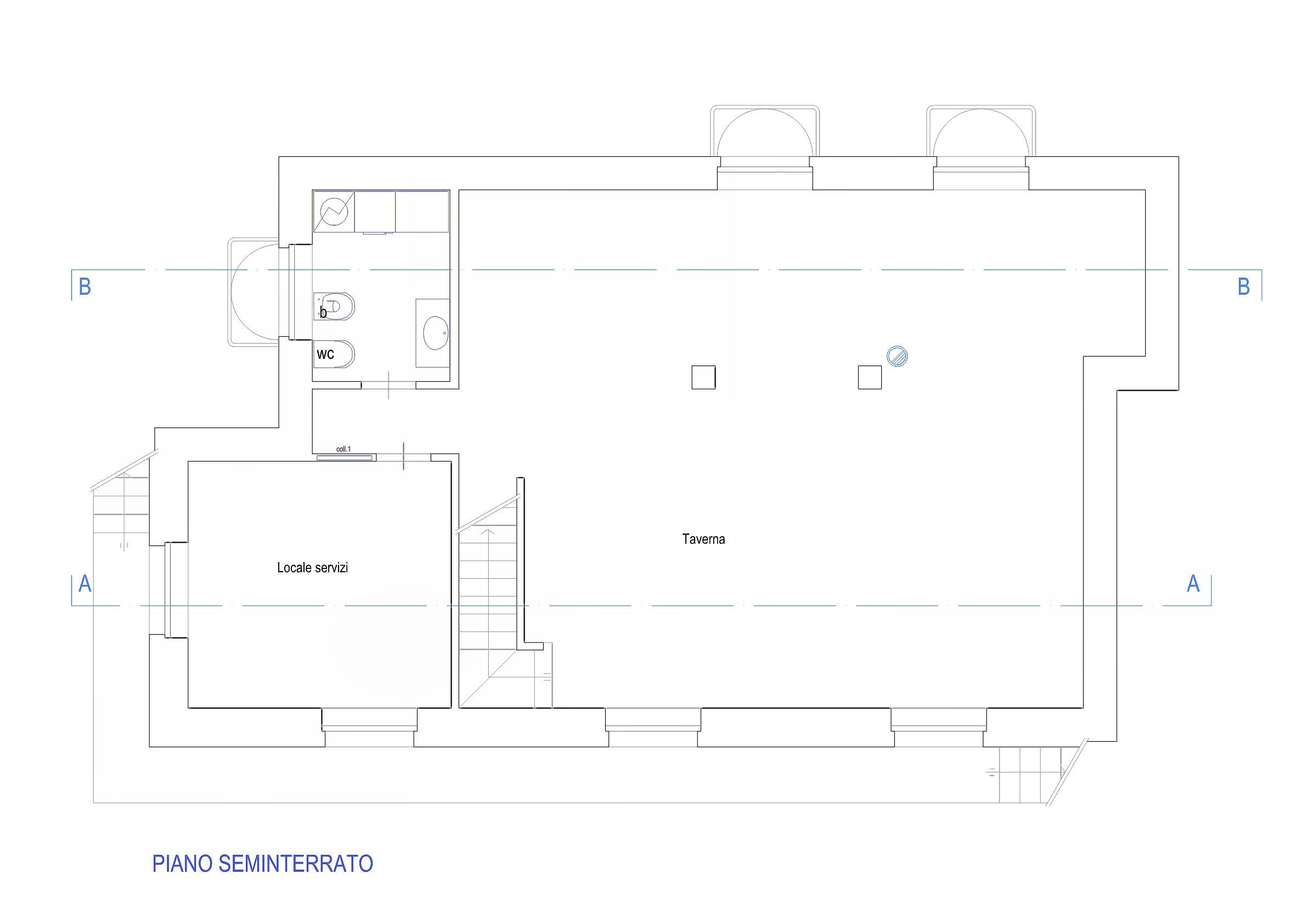 Planimetria 3/3 per rif. IA5639