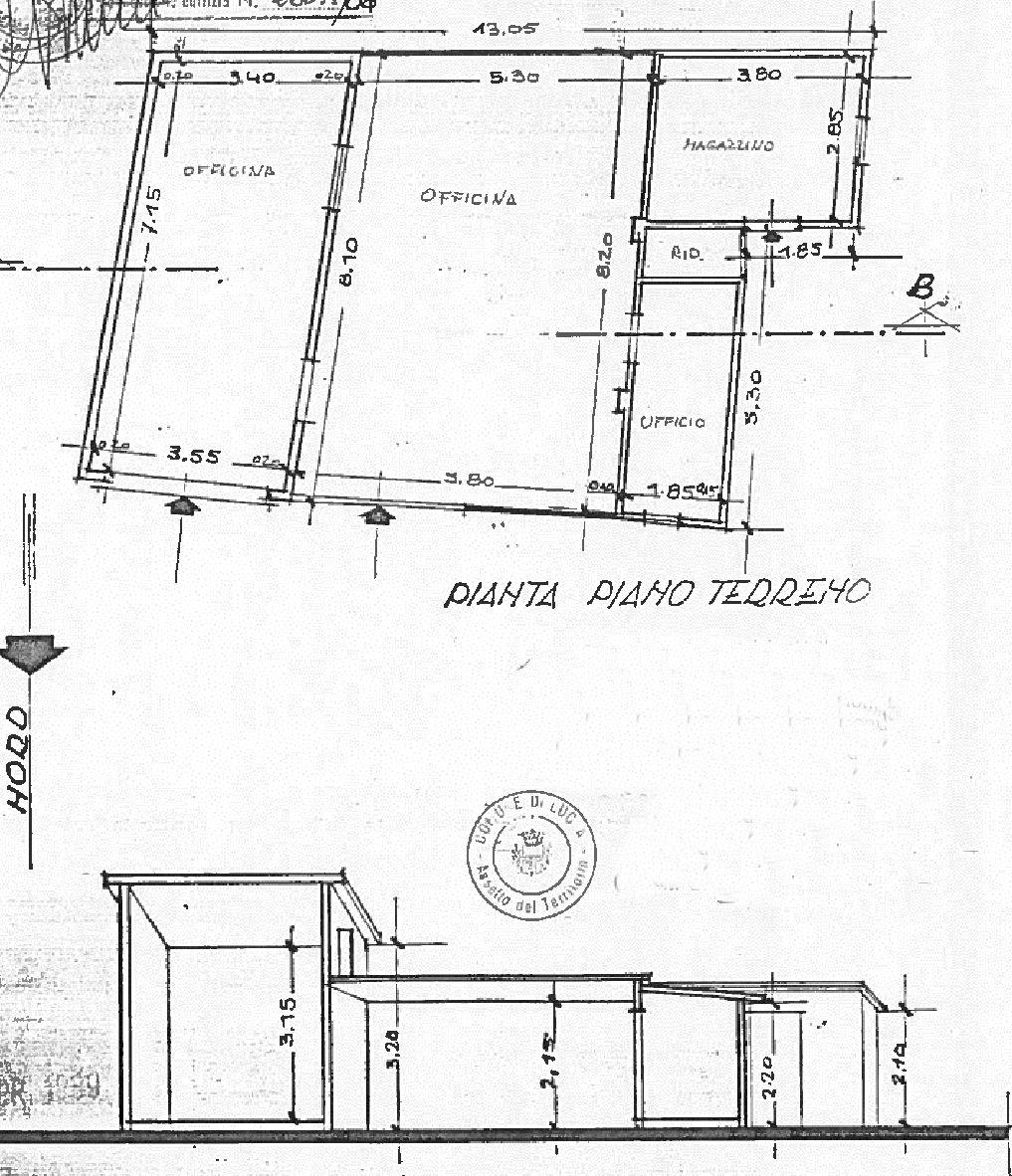 Planimetria 1/1 per rif. IA5468