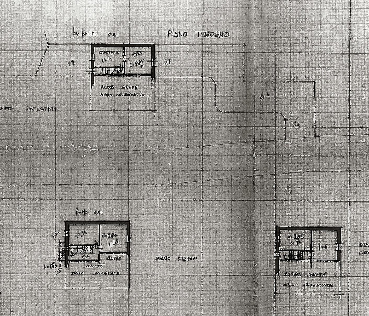 Planimetria 1/1 per rif. IA5470