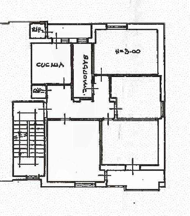 Planimetria 1/1 per rif. IA5473
