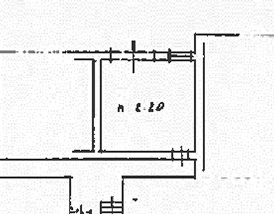 Planimetria 2/2 per rif. ia5489