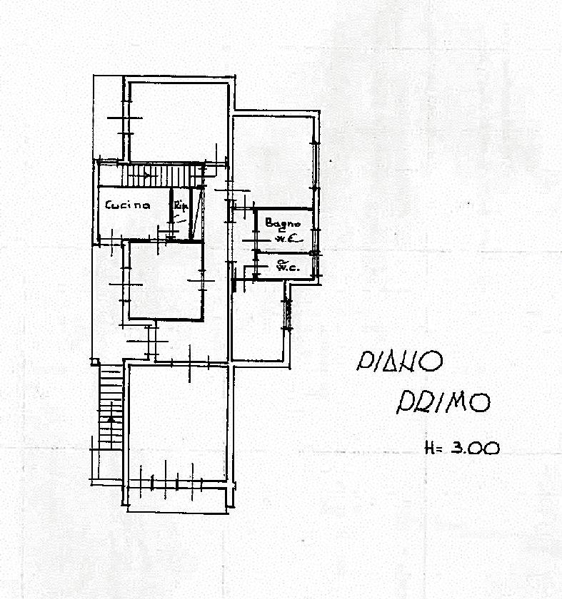 Planimetria 2/2 per rif. IA5495