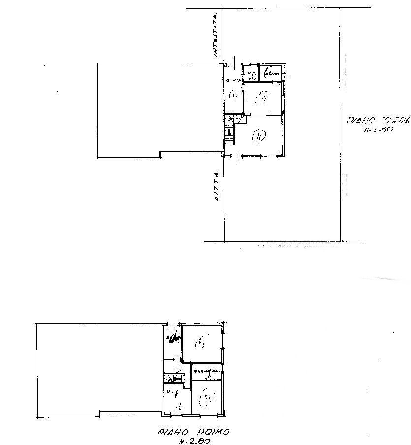 Planimetria 1/1 per rif. IA5513