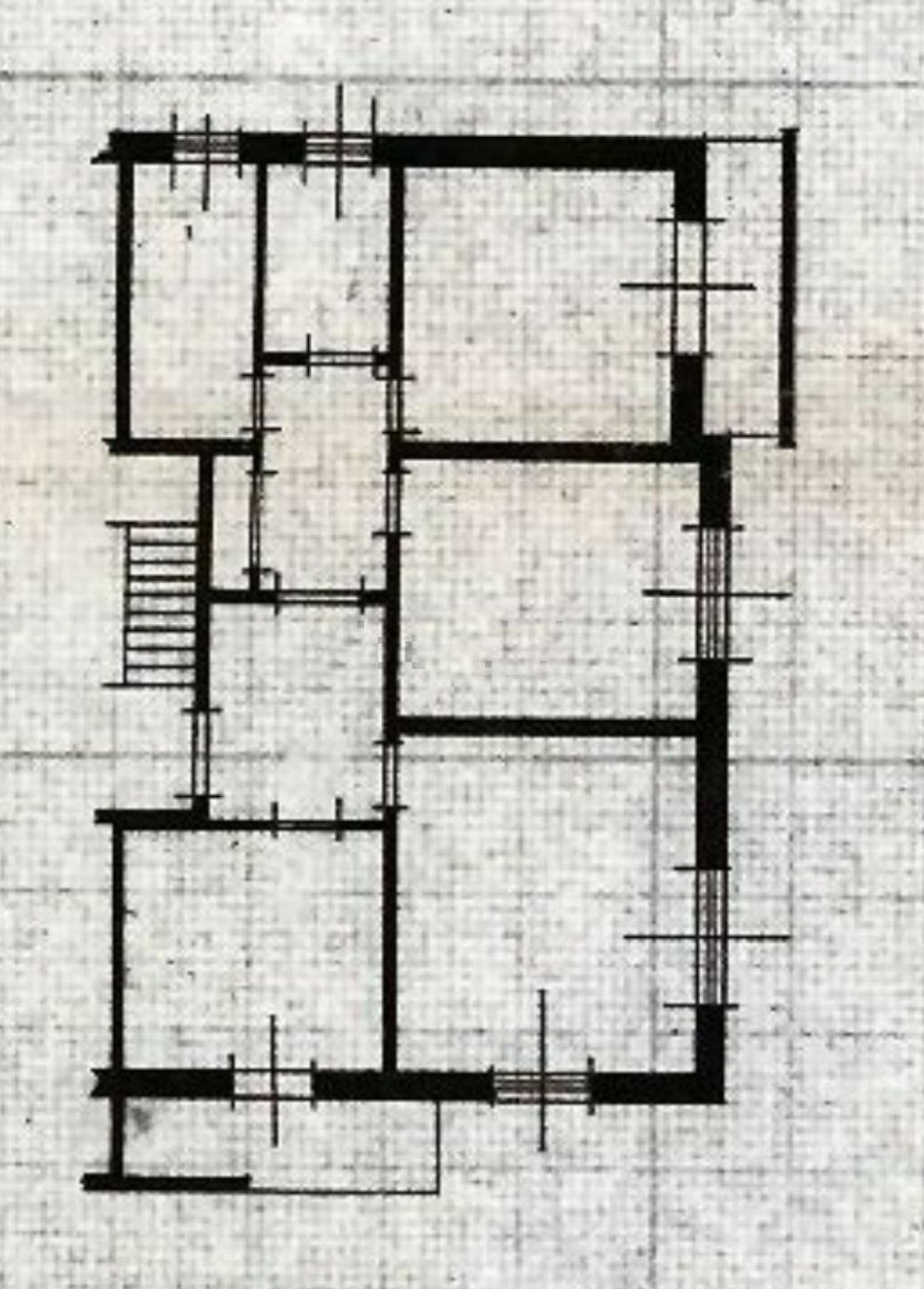 Planimetria 1/1 per rif. IA5522