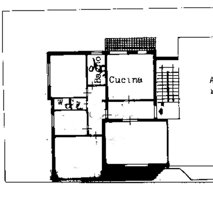 Planimetria 1/2 per rif. IA5531