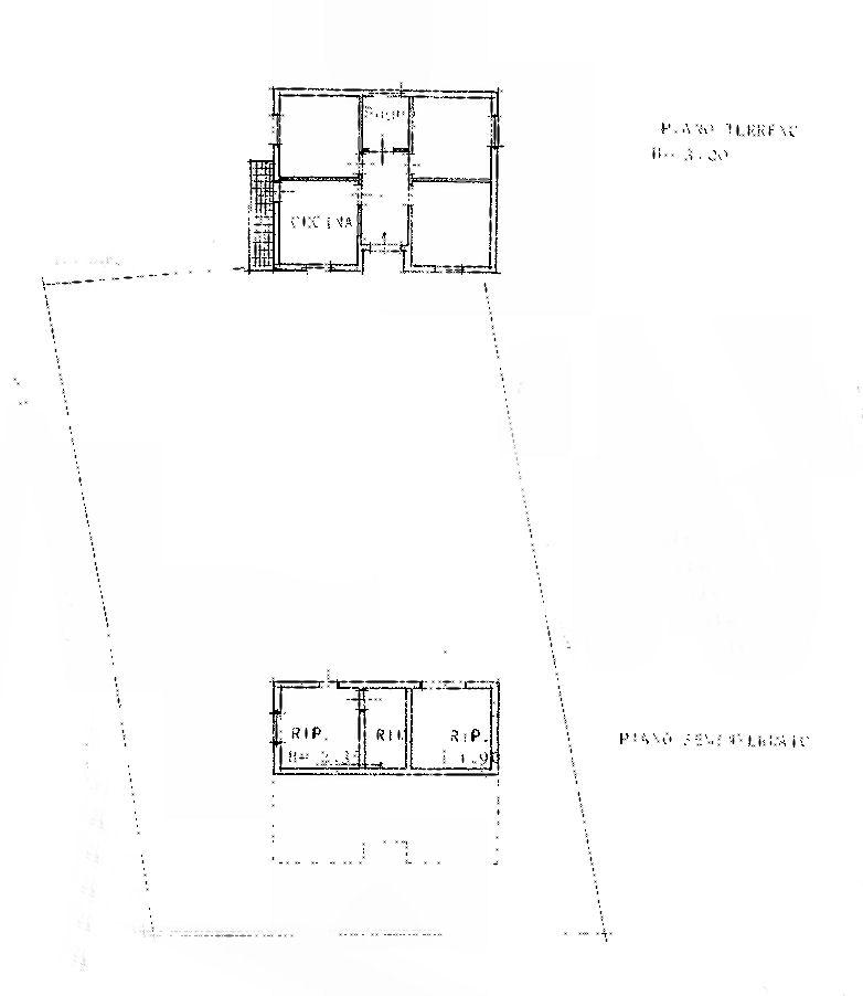 Planimetria 3/3 per rif. IA5532
