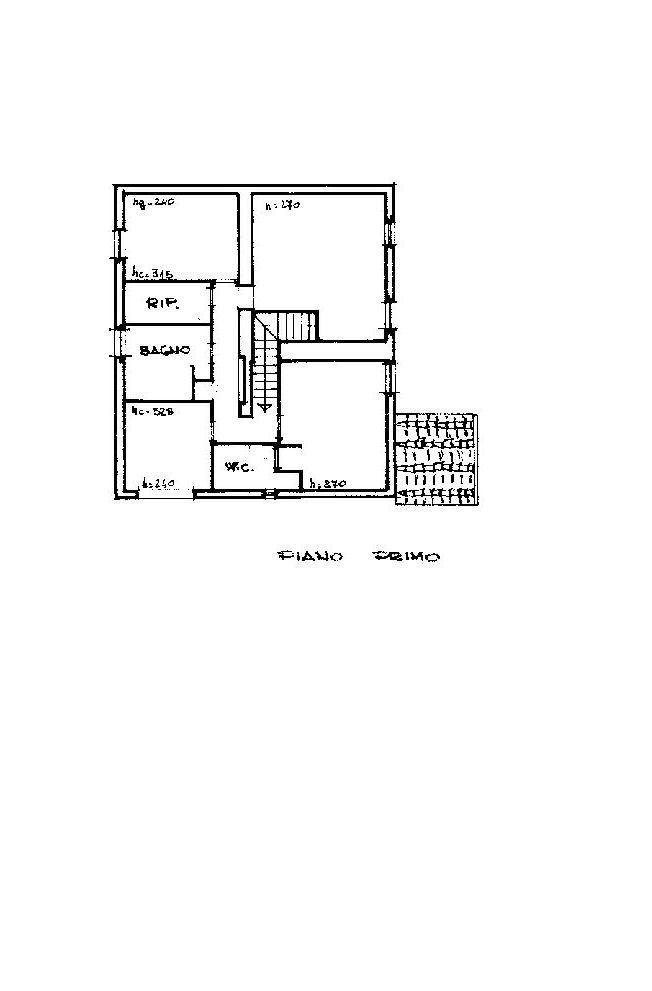 Planimetria 2/3 per rif. IA5532