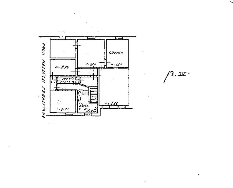Planimetria 1/1 per rif. IA5545