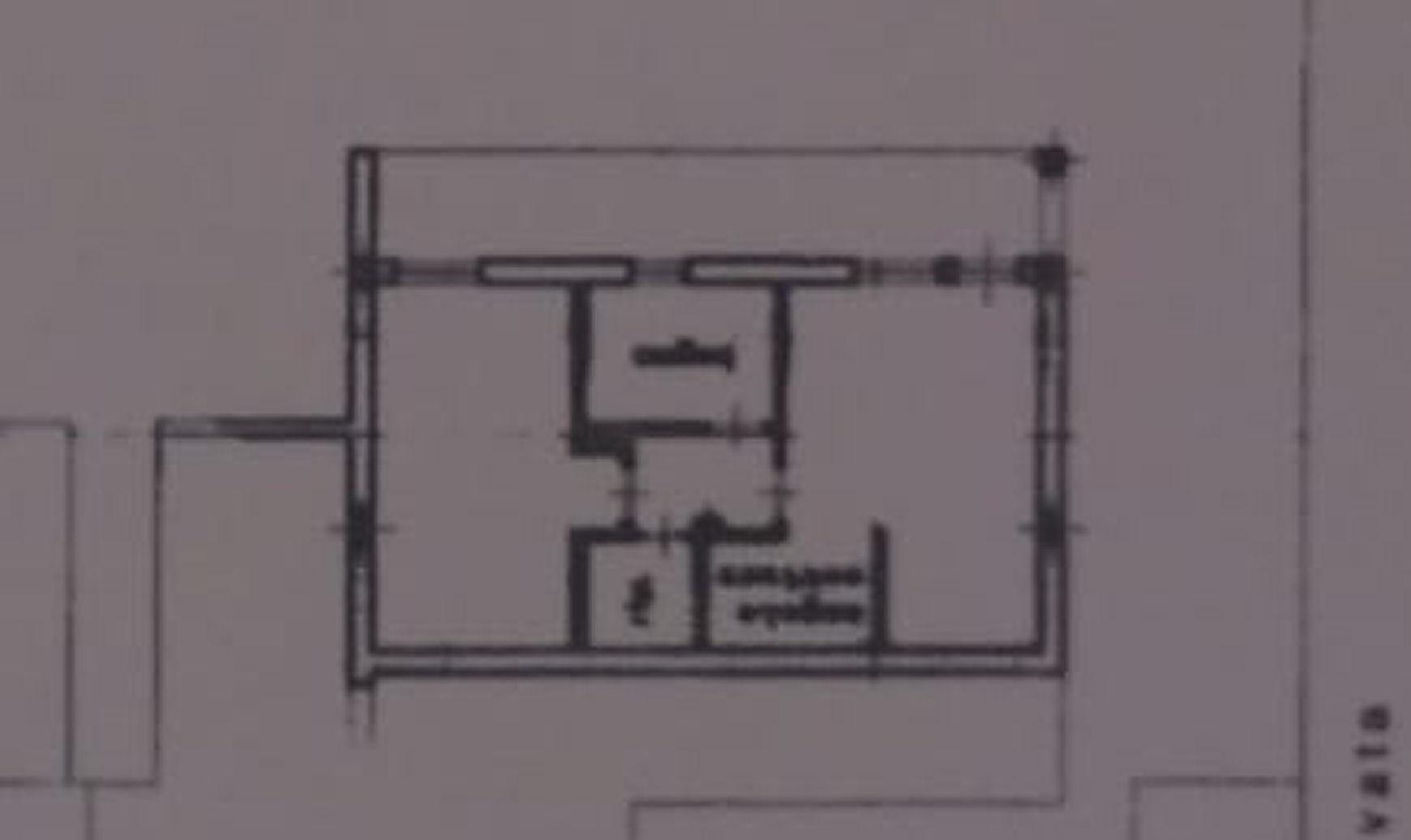 Planimetria 1/1 per rif. IA5557