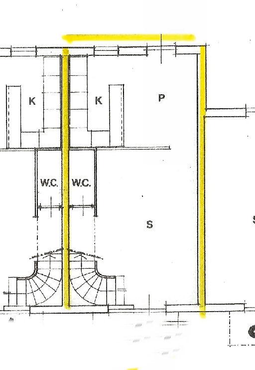 Planimetria 1/2 per rif. IA5559
