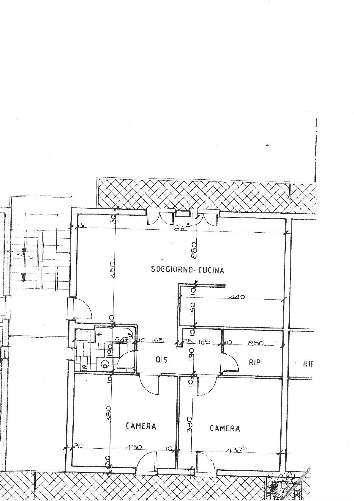 Planimetria 1/1 per rif. IA5565