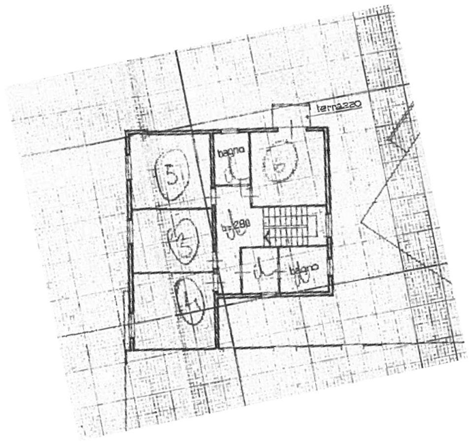 Planimetria 1/2 per rif. IA5575
