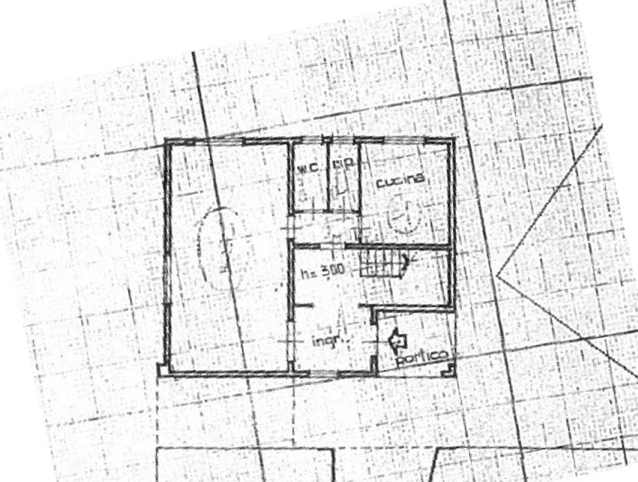 Planimetria 2/2 per rif. IA5575