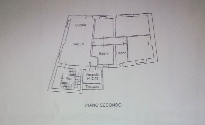 Planimetria 1/1 per rif. IA5576