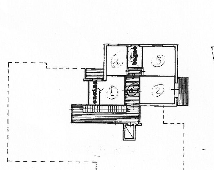 Planimetria 1/1 per rif. IA5580