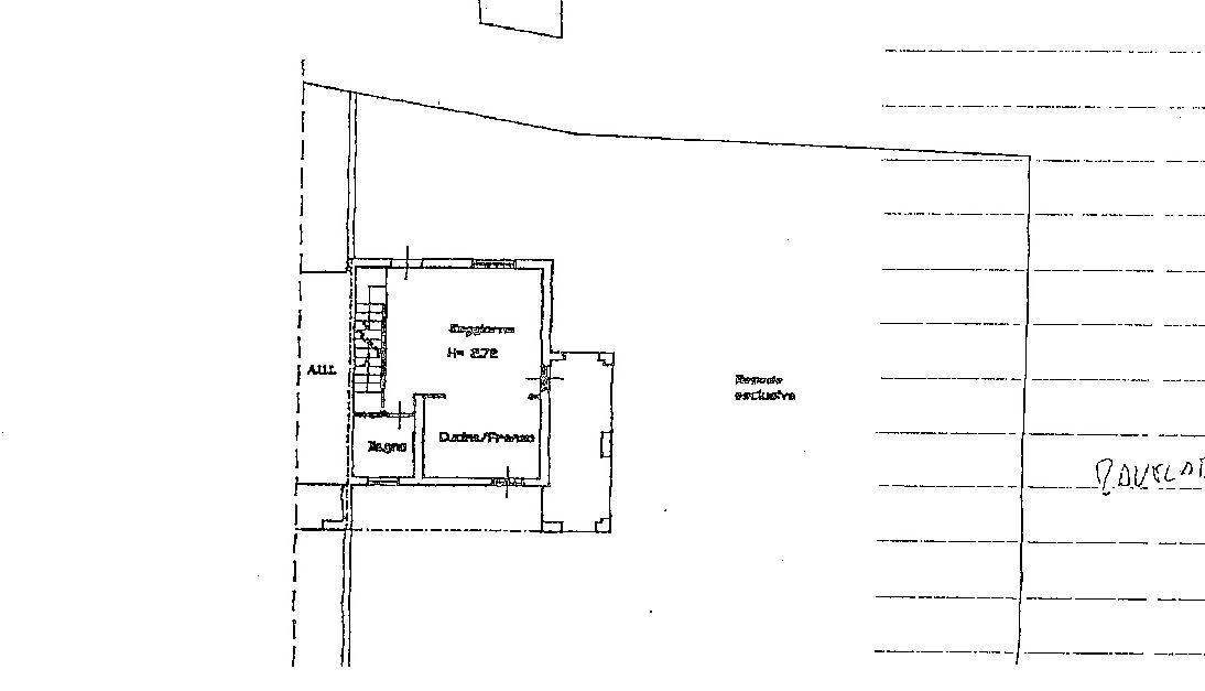 Planimetria 1/2 per rif. IA5582