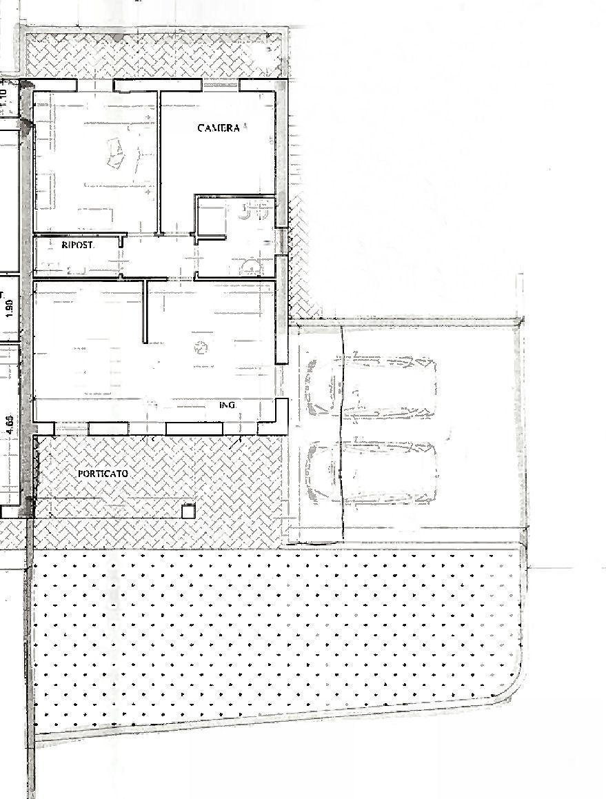Planimetria 1/1 per rif. IA5591