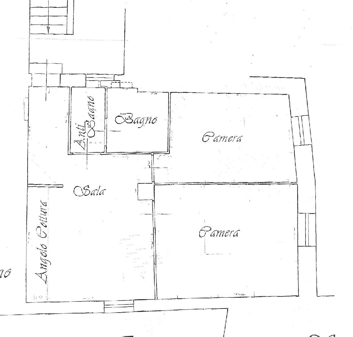 Planimetria 1/1 per rif. IA5593