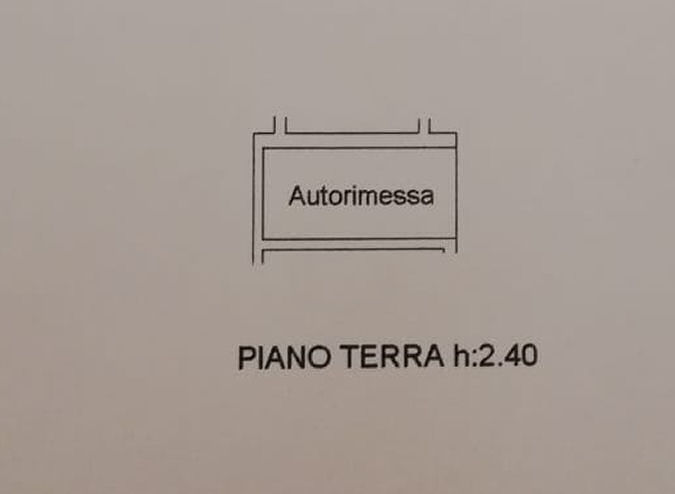 Planimetria 3/3 per rif. IA5595