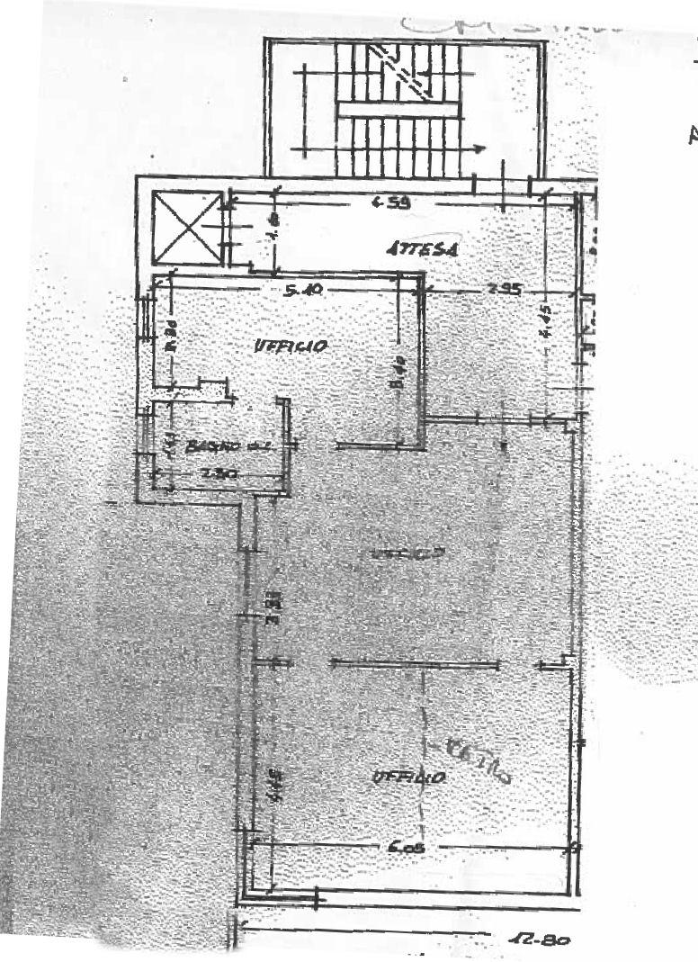 Planimetria 1/1 per rif. AF5609