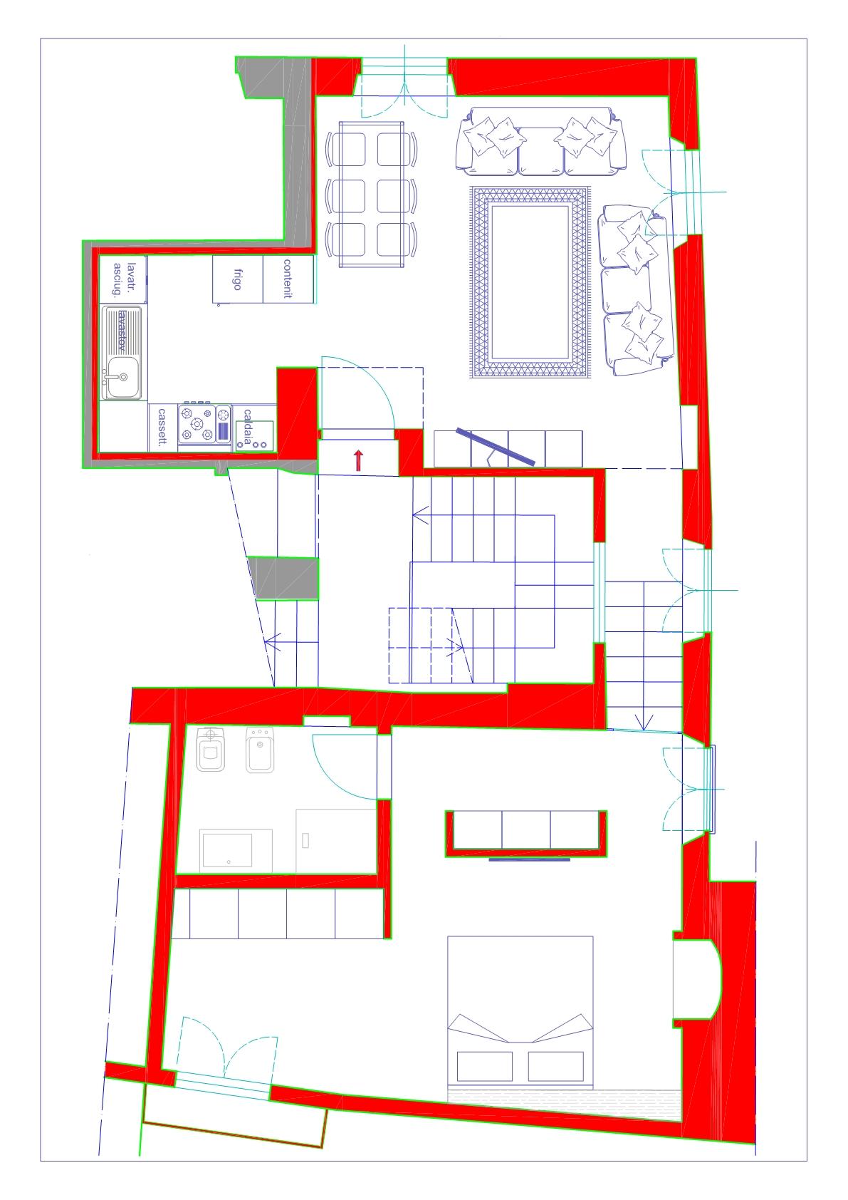 Planimetria 1/1 per rif. IA5629