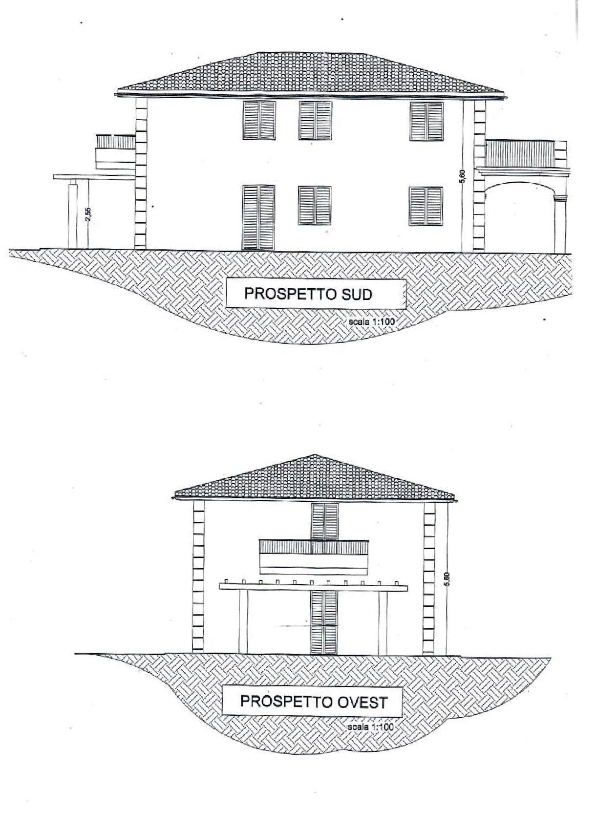 Planimetria 5/5 per rif. IA5647