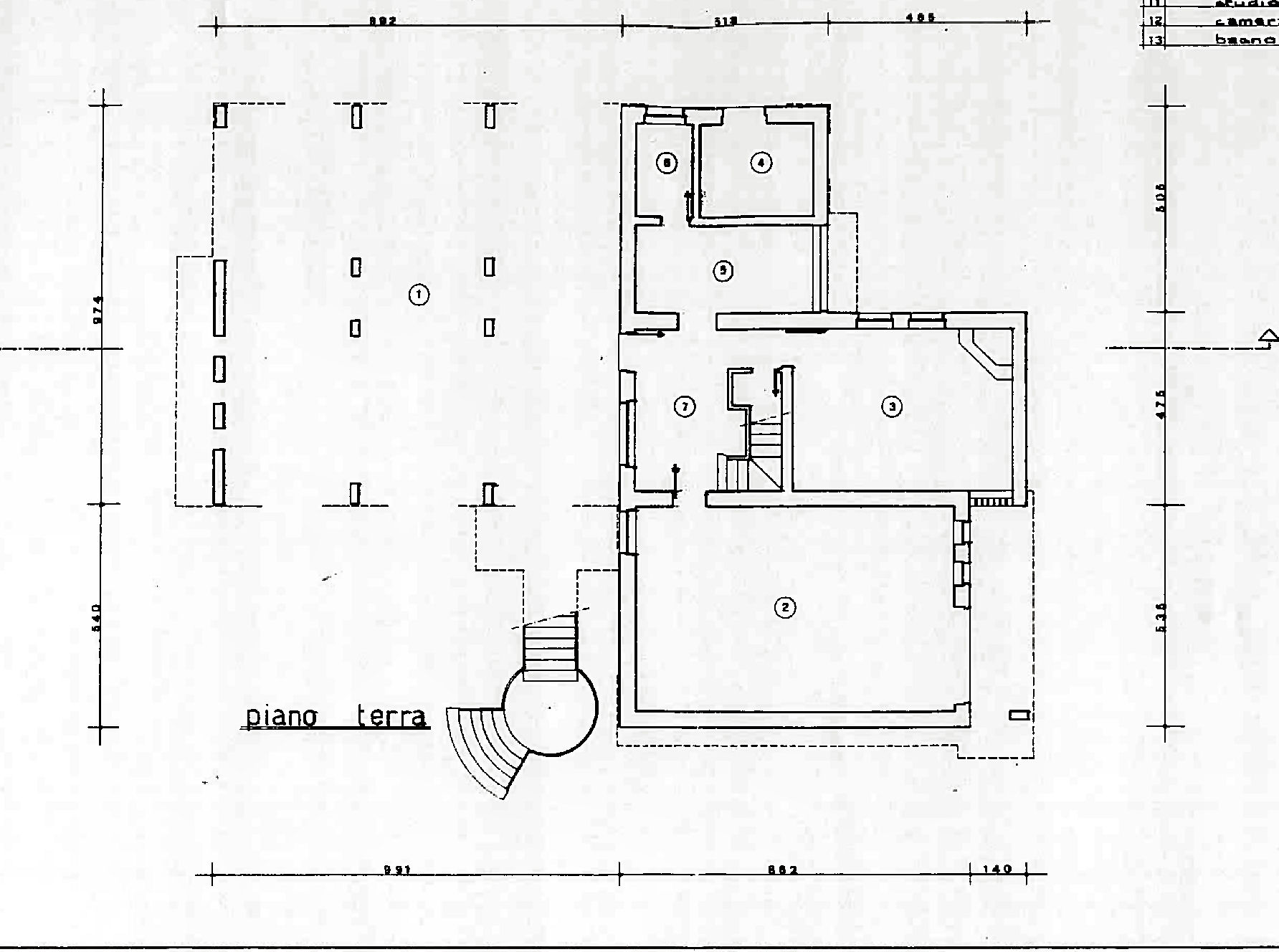 Planimetria 2/3 per rif. IA5649