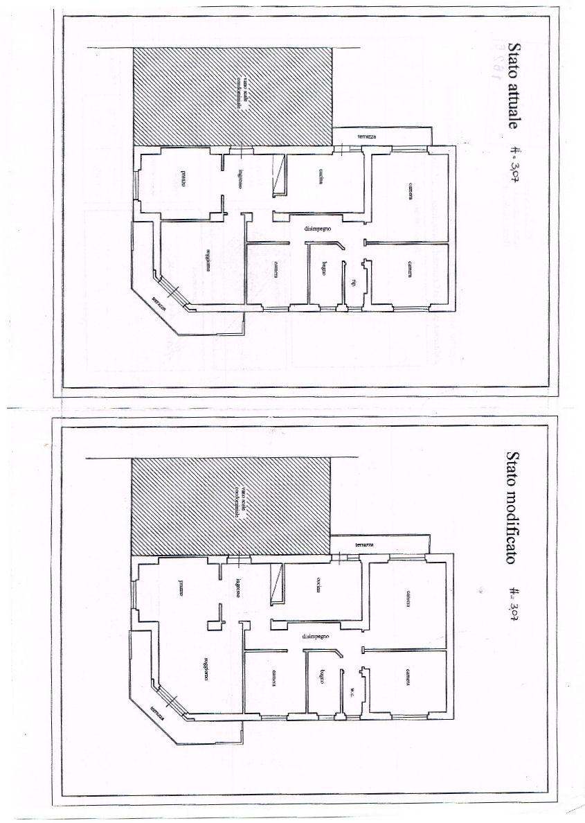 Planimetria 1/1 per rif. IA5652