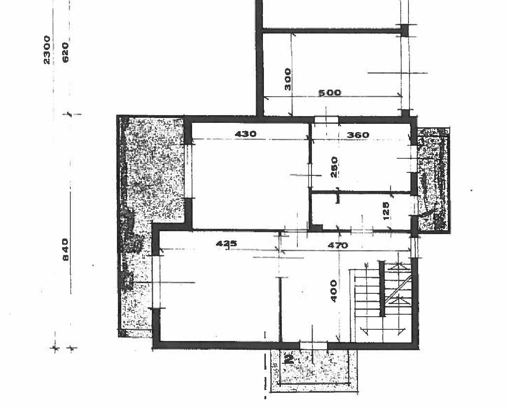 Planimetria 1/2 per rif. IA5665