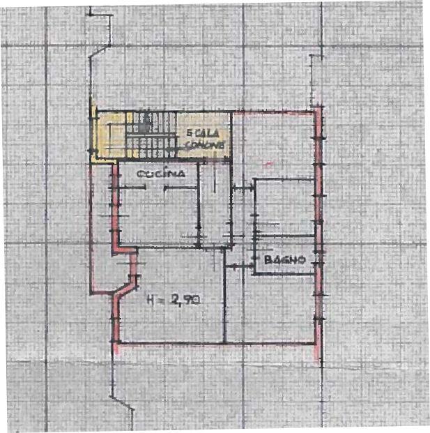 Planimetria 1/1 per rif. IA5675
