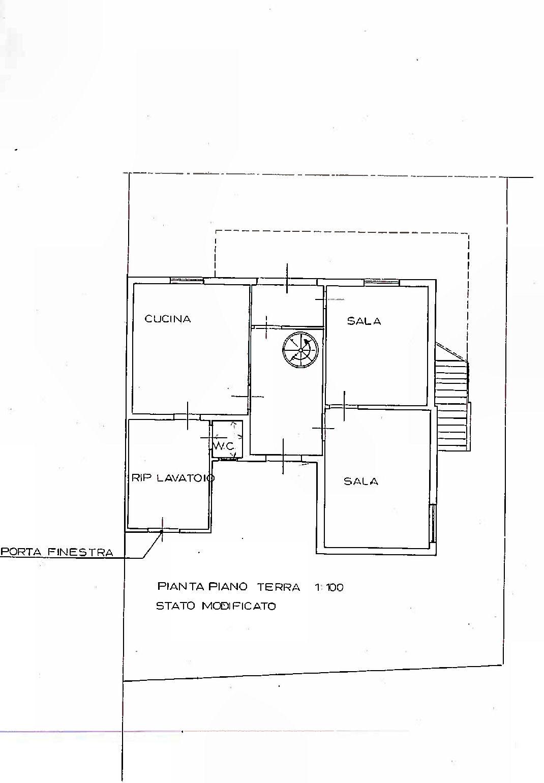 Planimetria 1/2 per rif. IA5688