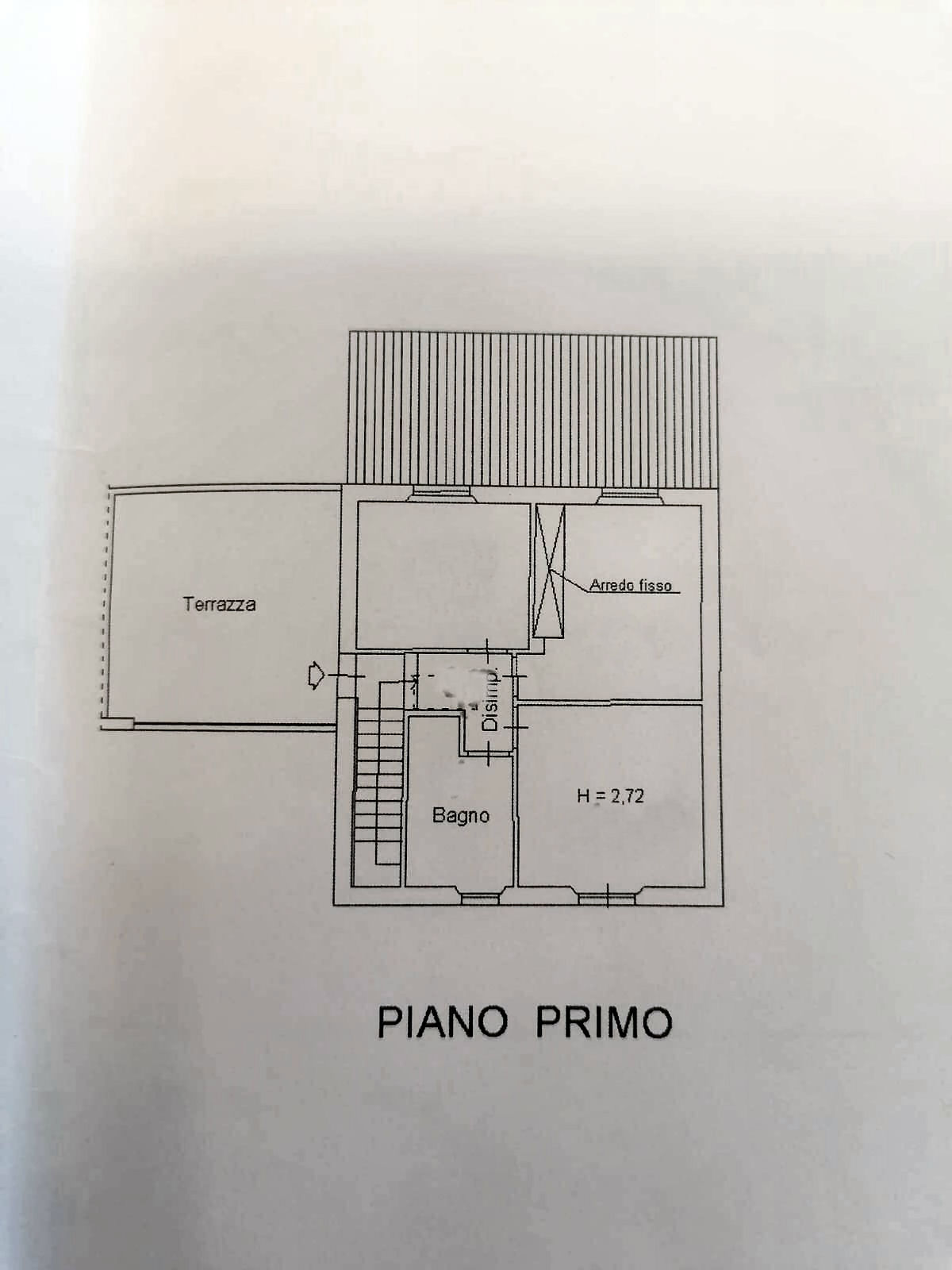 Planimetria 2/3 per rif. IA5698