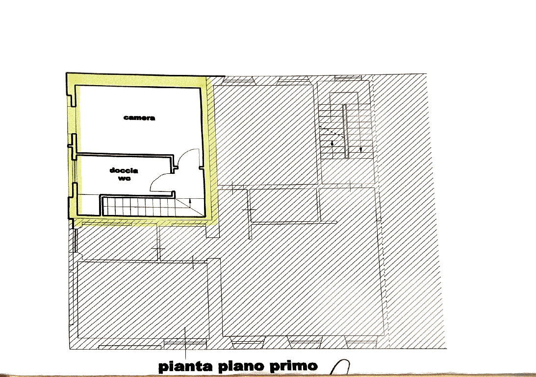 Planimetria 2/3 per rif. IA5705