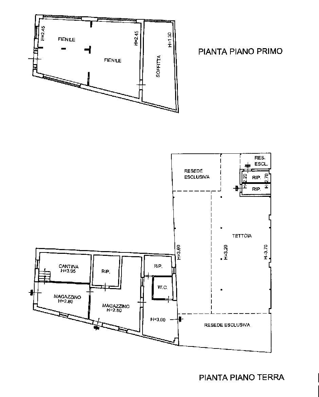 Planimetria 1/1 per rif. IA5708