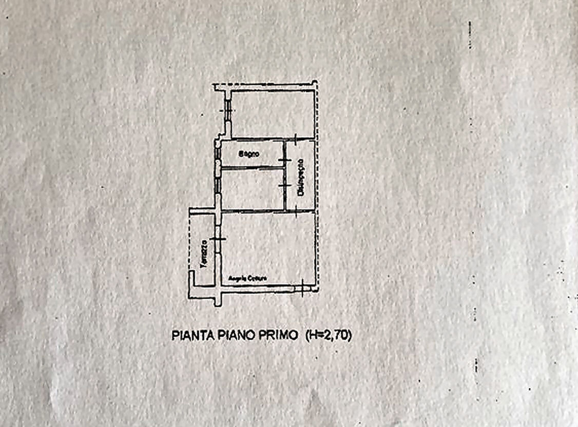 Planimetria 1/1 per rif. IA5714