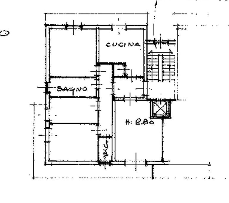 Planimetria 1/1 per rif. IA5715