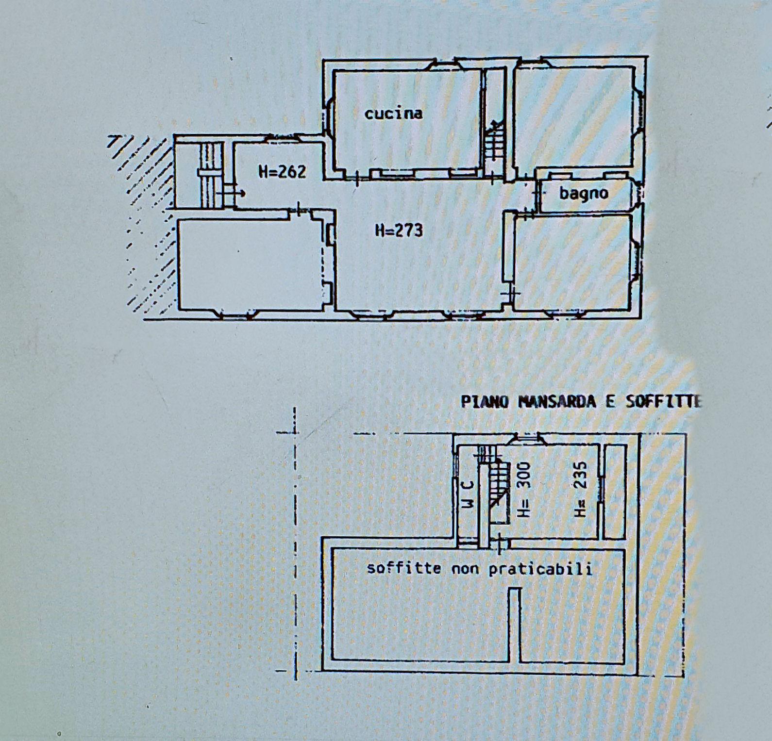 Planimetria 1/1 per rif. IA5717
