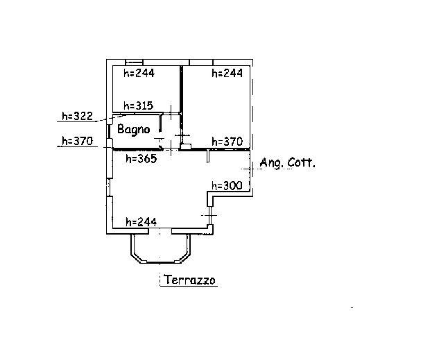 Planimetria 1/1 per rif. IA5720