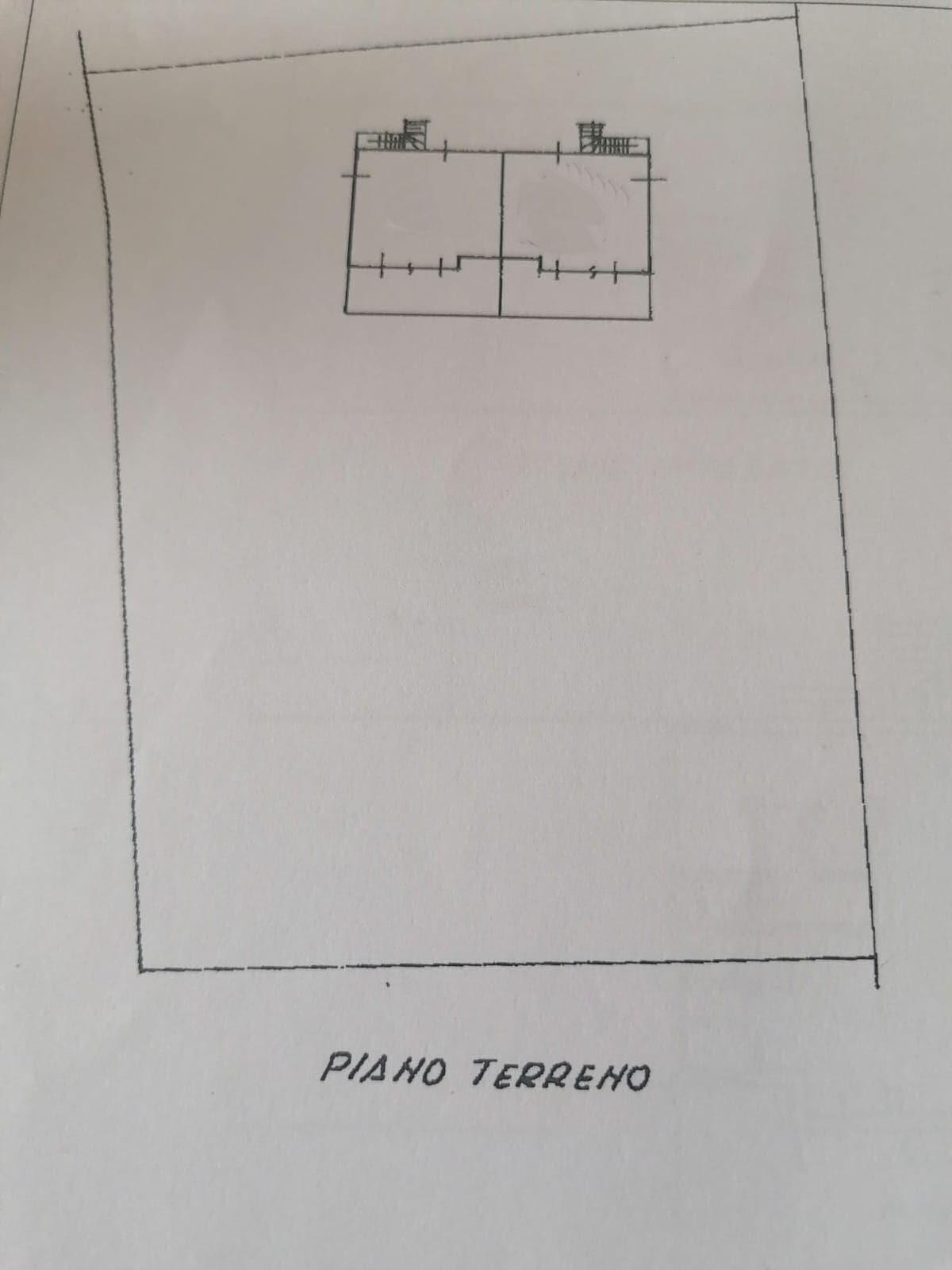 Planimetria 2/2 per rif. IA5721