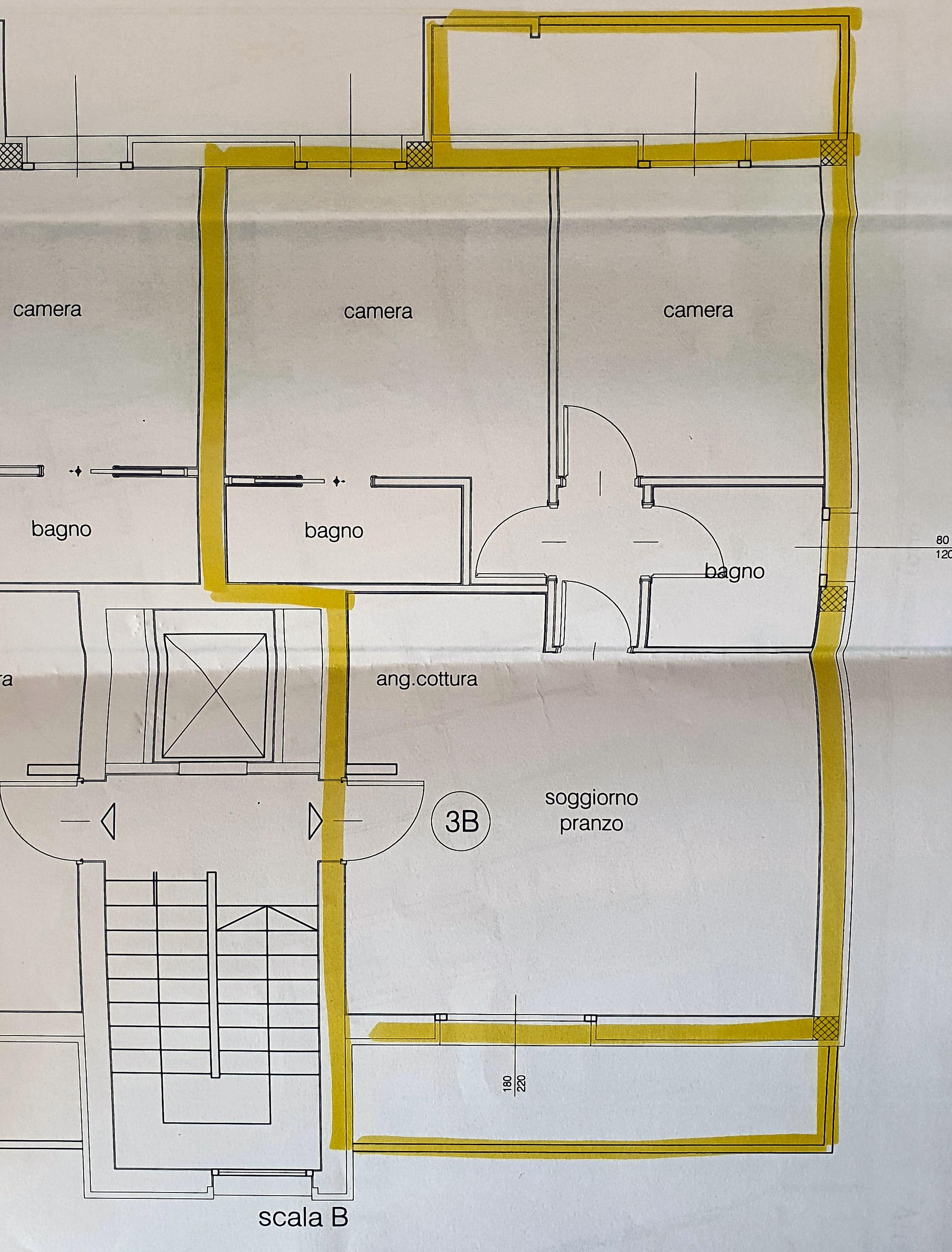 Planimetria 1/1 per rif. IA5726