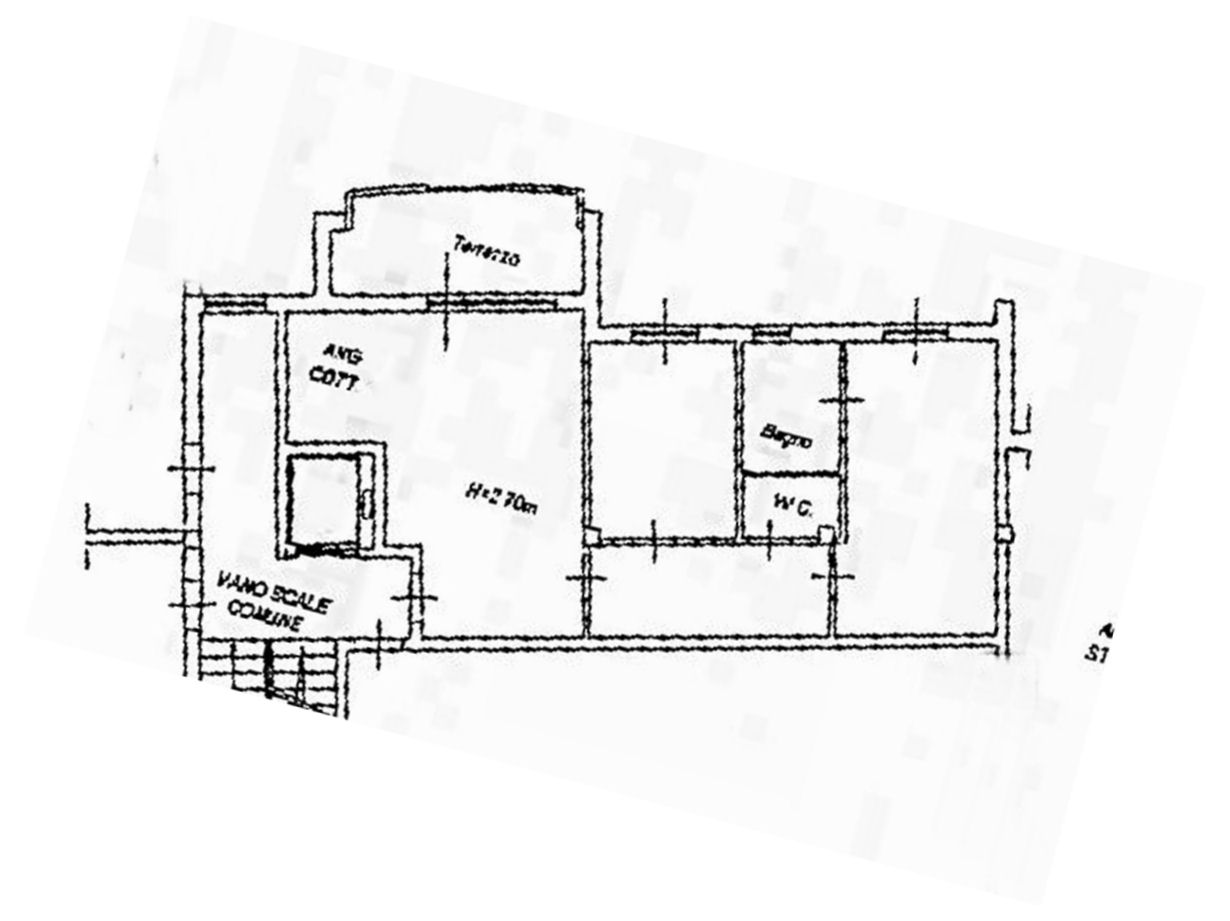 Planimetria 1/1 per rif. IA5731