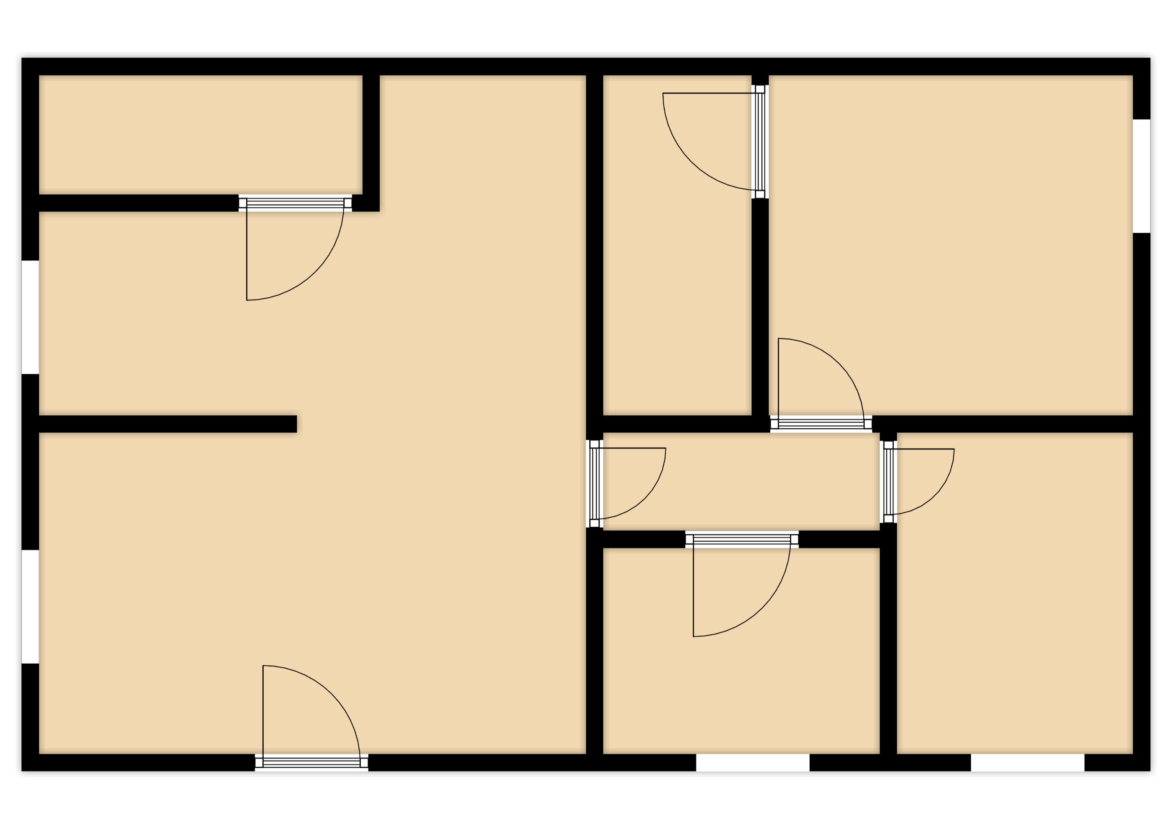 Planimetria 1/1 per rif. IA5732